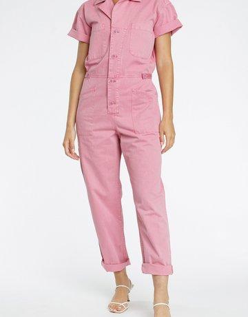 PISTOLA Grover Short Sleeve Field Suit - Flamingo