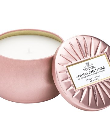 VOLUPSA Petite Tin Candle 4oz