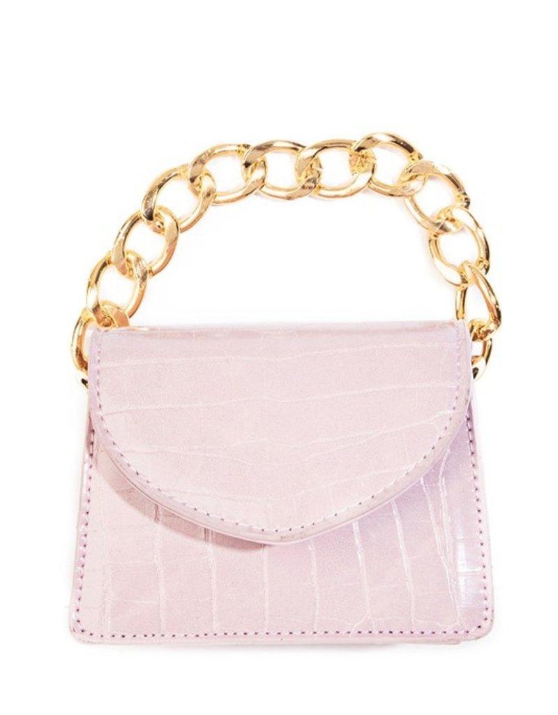 SHAKE YOUR BON BON Small Things Mini Bag ~ Lilac