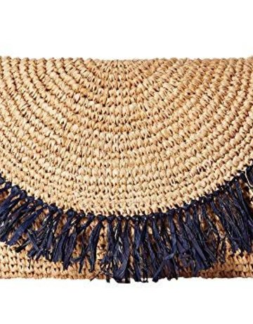 HAT ATTACK Sunshine Clutch/Crossbody- Navy