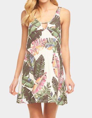 TART Rainbow Palm Dress