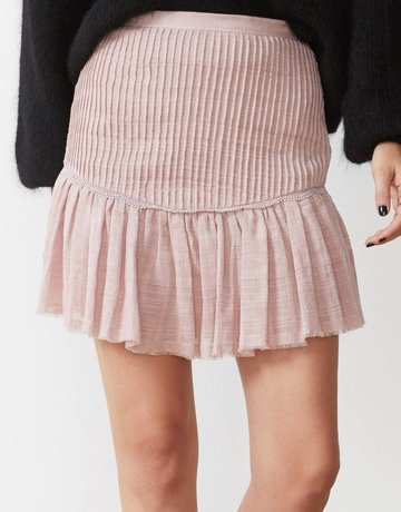 STEVIE MAY Oleander Rose Skirt