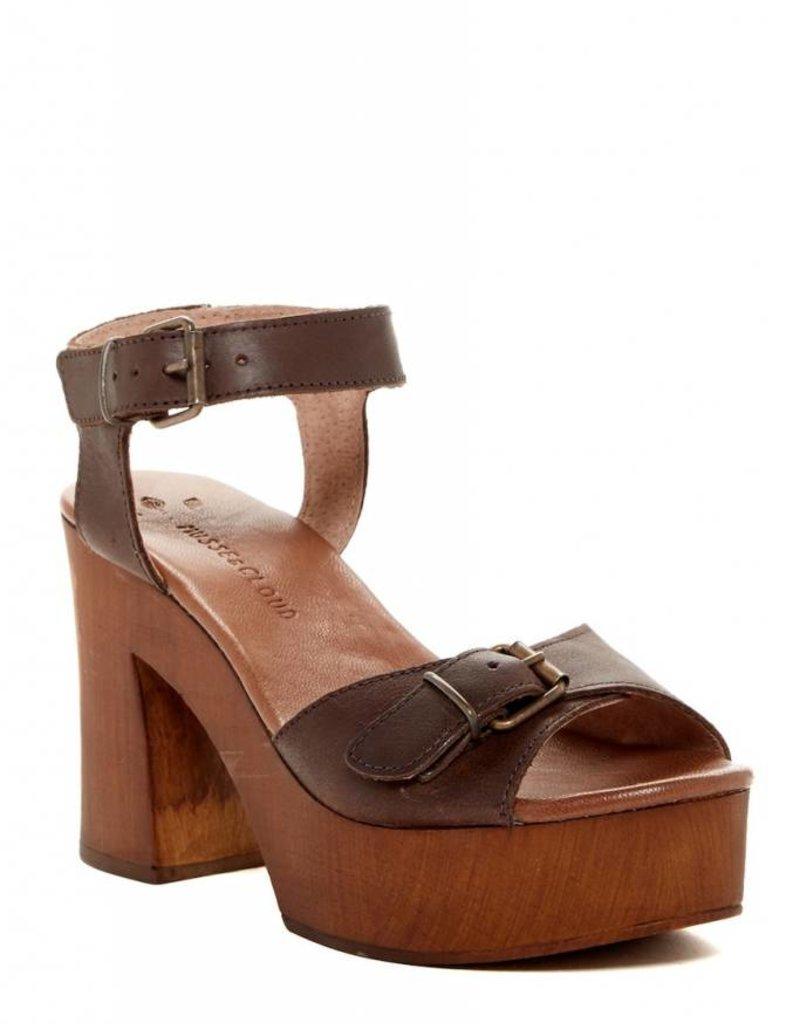 f7de6c31d14 Nolea Leather Chunky Heel - Dark Brown - Shake your Bon Bon