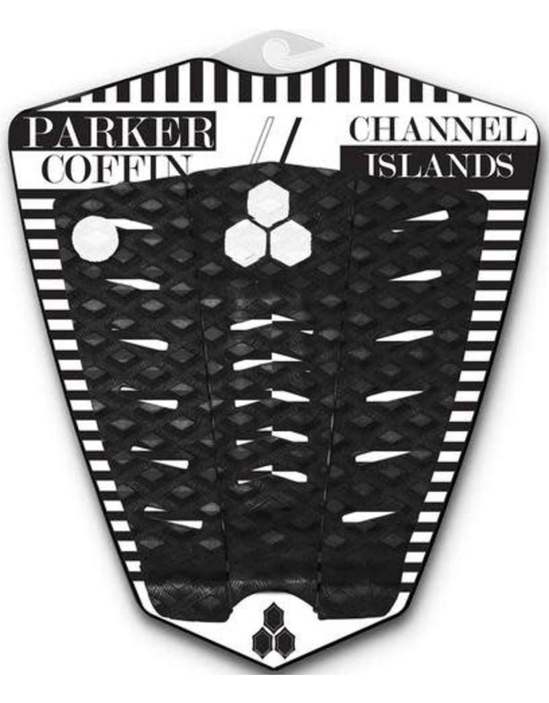 Channel Islands CI Parker coffin surfboard tail pad