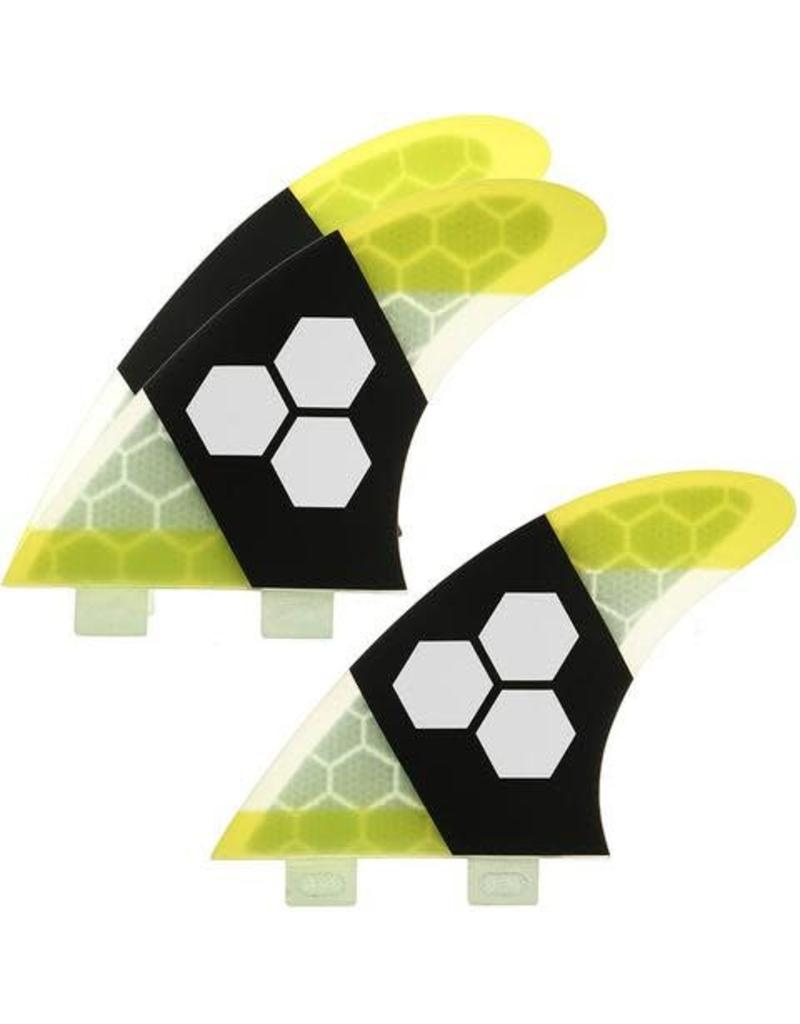 Channel Islands CI RTM 2-tab thruster fins
