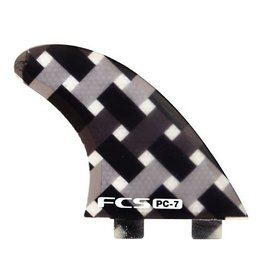 FCS FCS 2-tab pc-7 graphic thruster fins