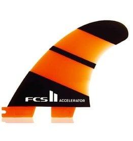 FCS II accelerator neo glass thruster fins