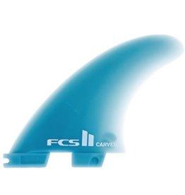 FCS FCS II carver rear quad fins
