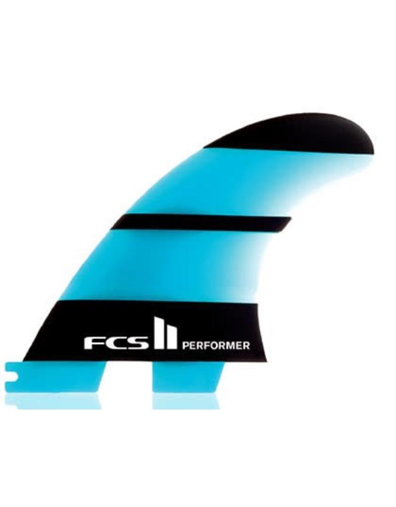 FCS FCS II performer NEO Glass quad
