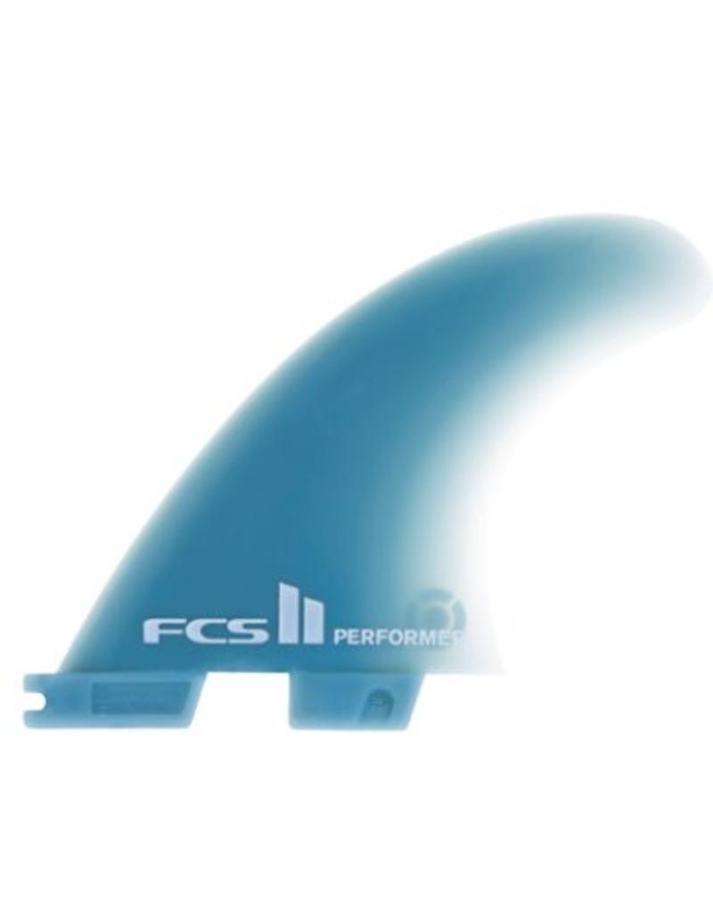 FCS FCS II performer rear quad fins