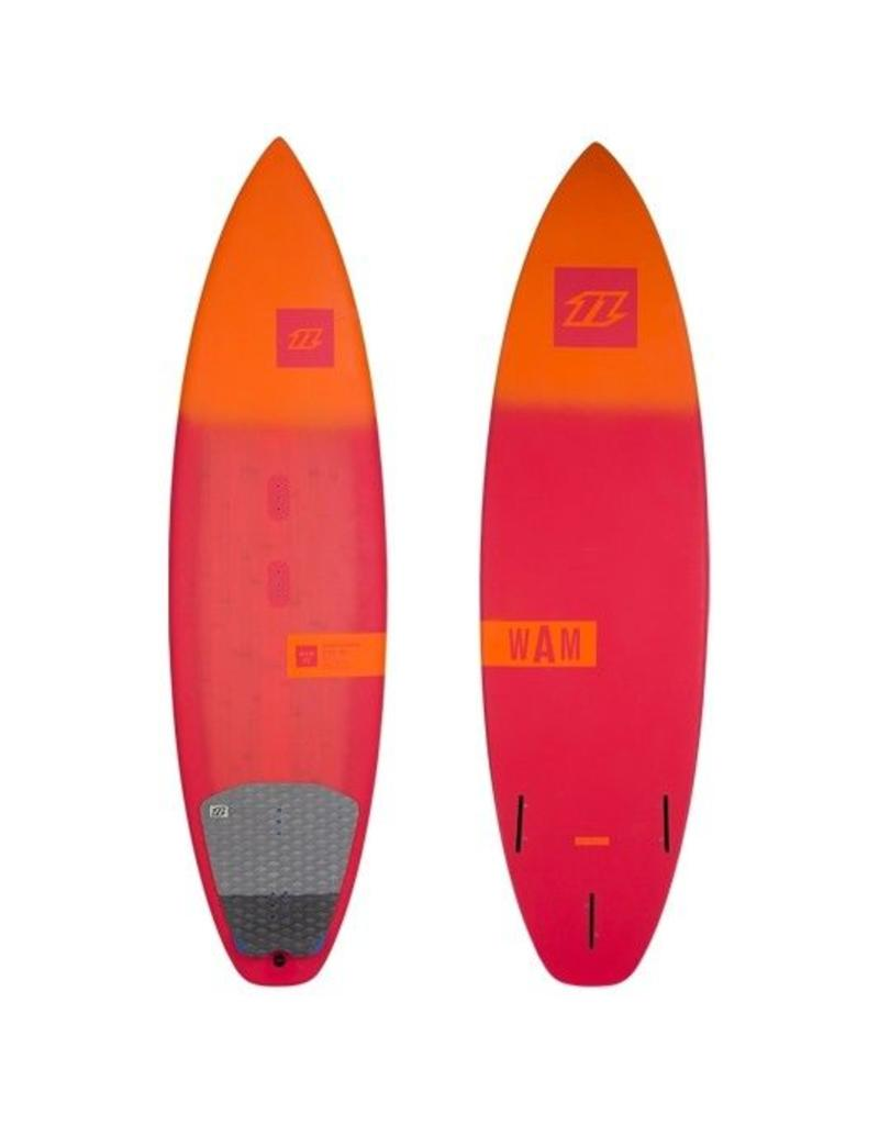 North kiteboarding North 2016 Wam kite surfboard