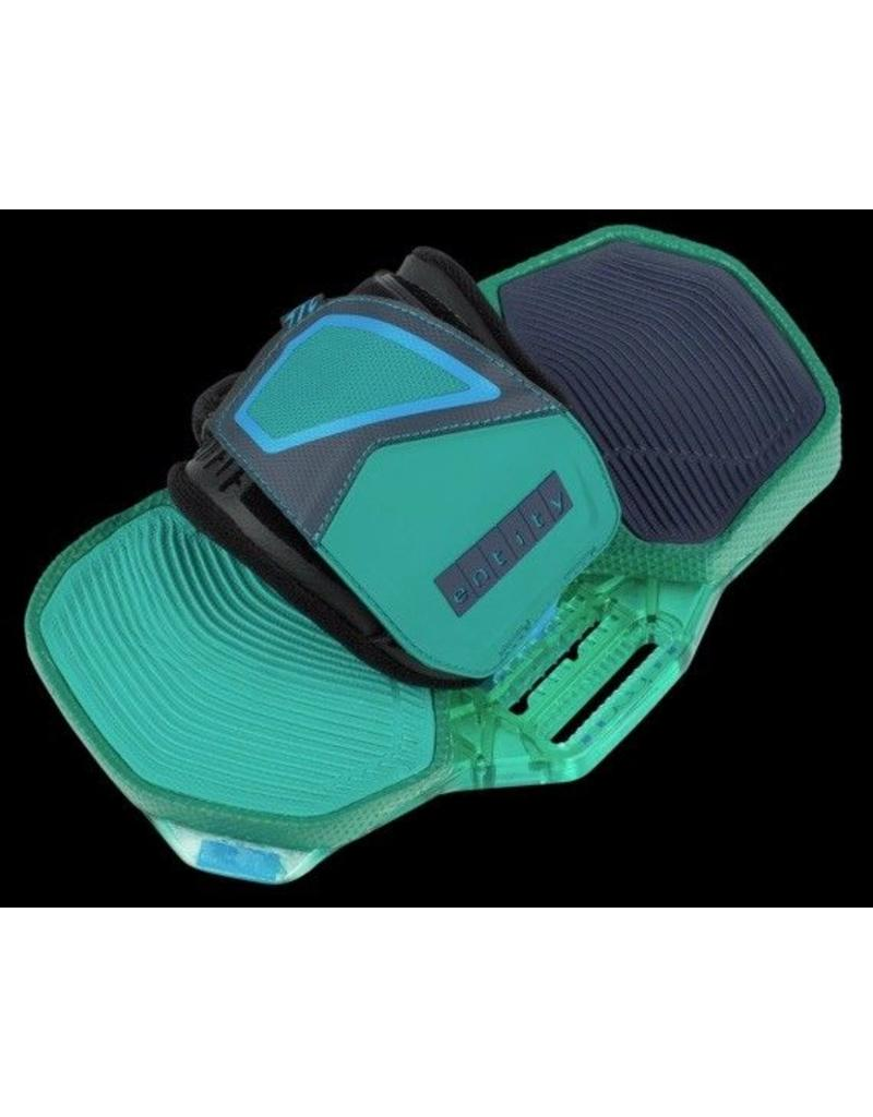 North kiteboarding North entity '15 L/XL straps/pads