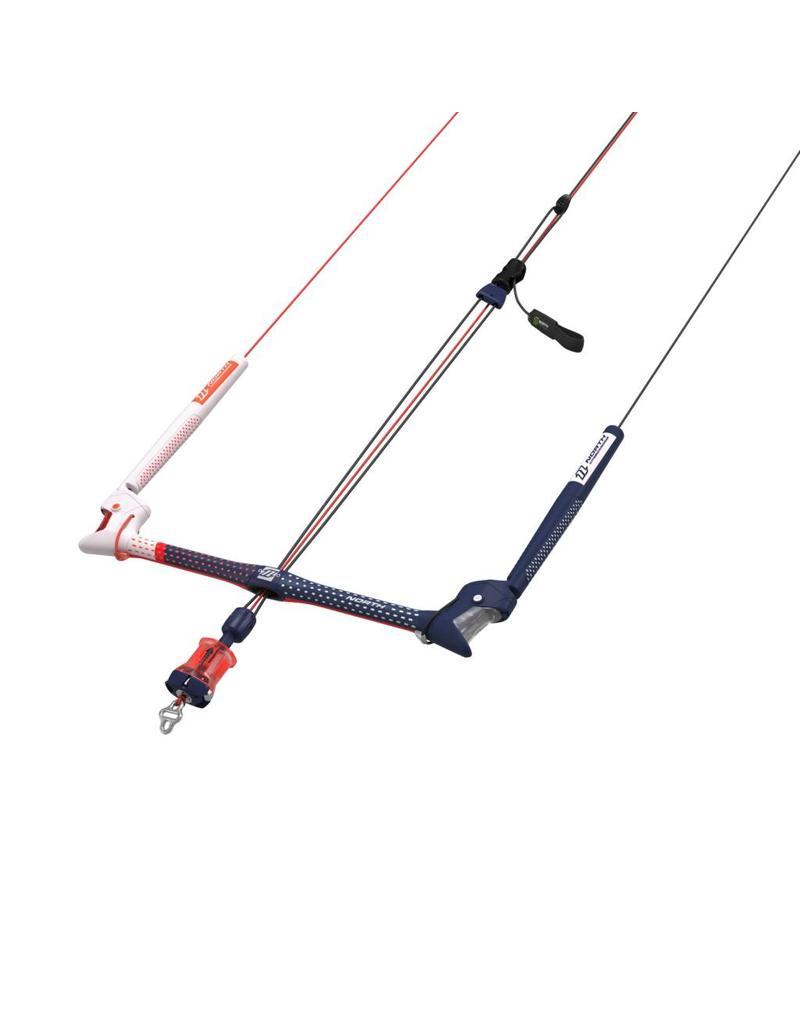 North kiteboarding North '18 quad trust bar