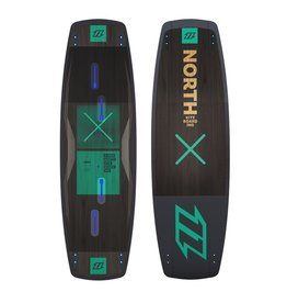 North kiteboarding North '18 X-Ride kiteboard