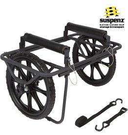 Suspendz Super duty mag-lite airless cart