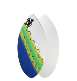 "Zap Zap 45"" medium wedge skimboard"