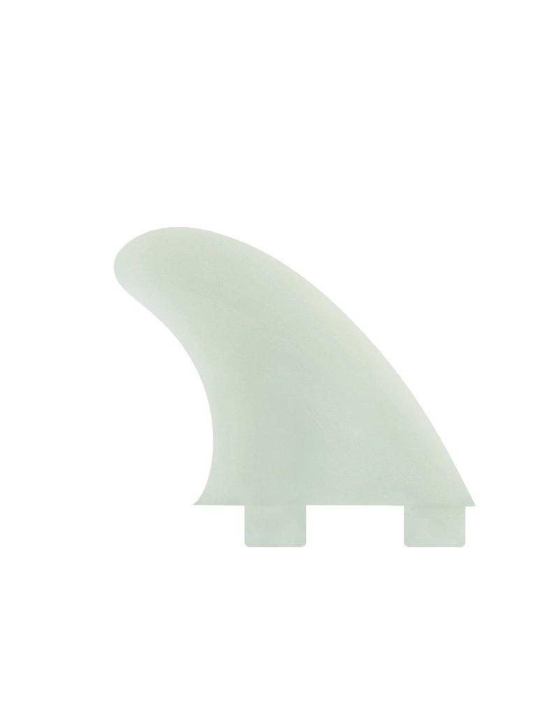 FCS FCS sidebites  natural glass fins