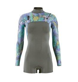 Patagonia Patagonia w's r1 lite l/s spring suit