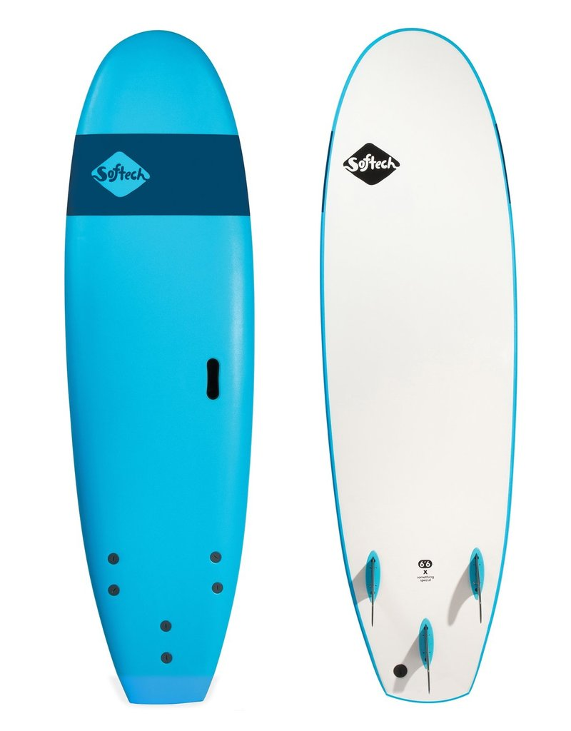 Softech softech handshaped surfboard softtop