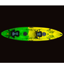 White knuckle Explorer double kayak