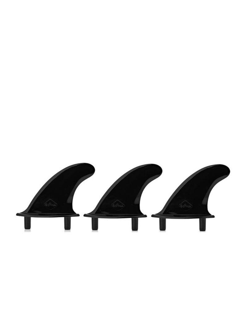 FCS Softech softboard tri fin set