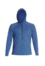 Xcel Men's Heathered VentX hooded p/o