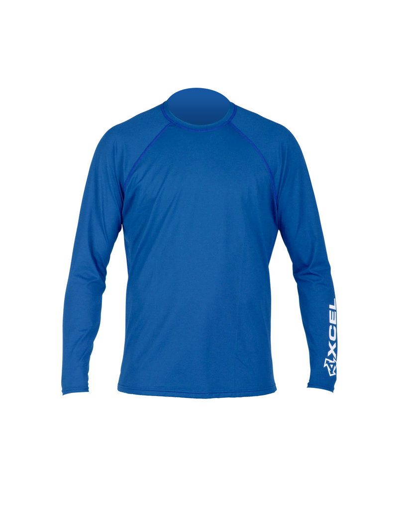 Xcel Men's signature ventx l/s