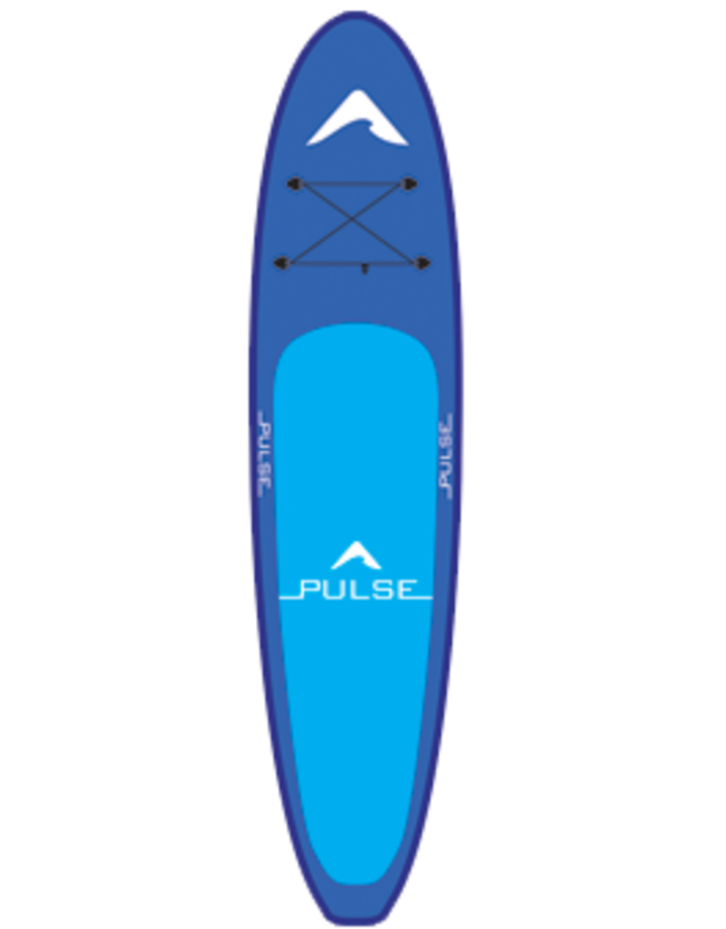 Pulse Pulse weekender paddleboard package