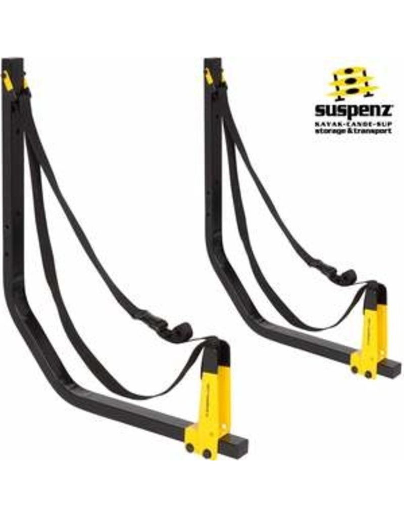 Suspendz Deluxe kayak rack