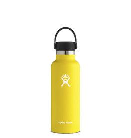 Hydro Flask 18oz standard mouth flex cap