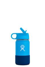 Hydro Flask 12oz Kids wide mouth w straw lid