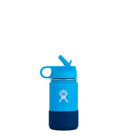 Hydro Flask 12oz Kids wide mouth w straw lid