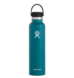Hydro Flask 24oz standard mouth with standard flex cap