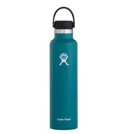 Hydro Flask 24oz standard mouth with standard flex cap