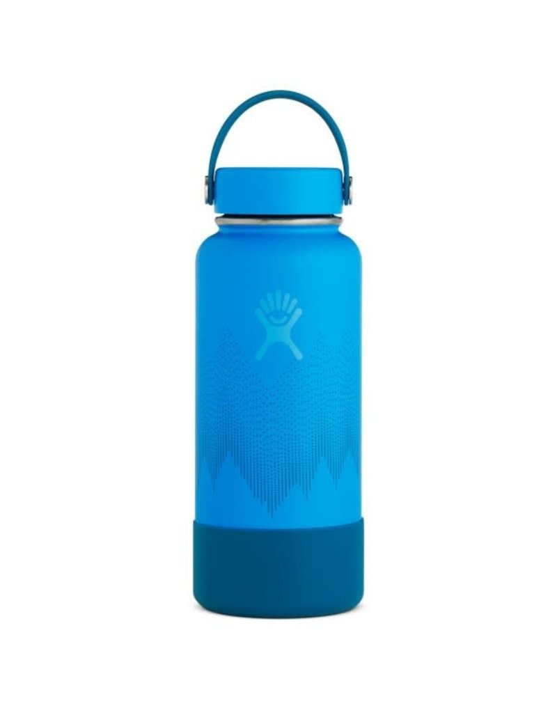 Hydro Flask 32oz wide mouth natural wonders