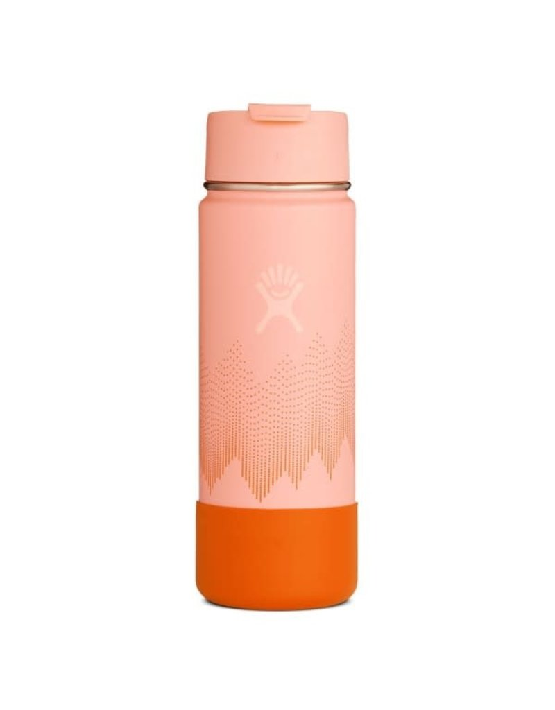 Hydro Flask 20oz widemouth flip lid natural wonders