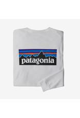 Patagonia M's Ls P-6 Logo Responsibili-Tee