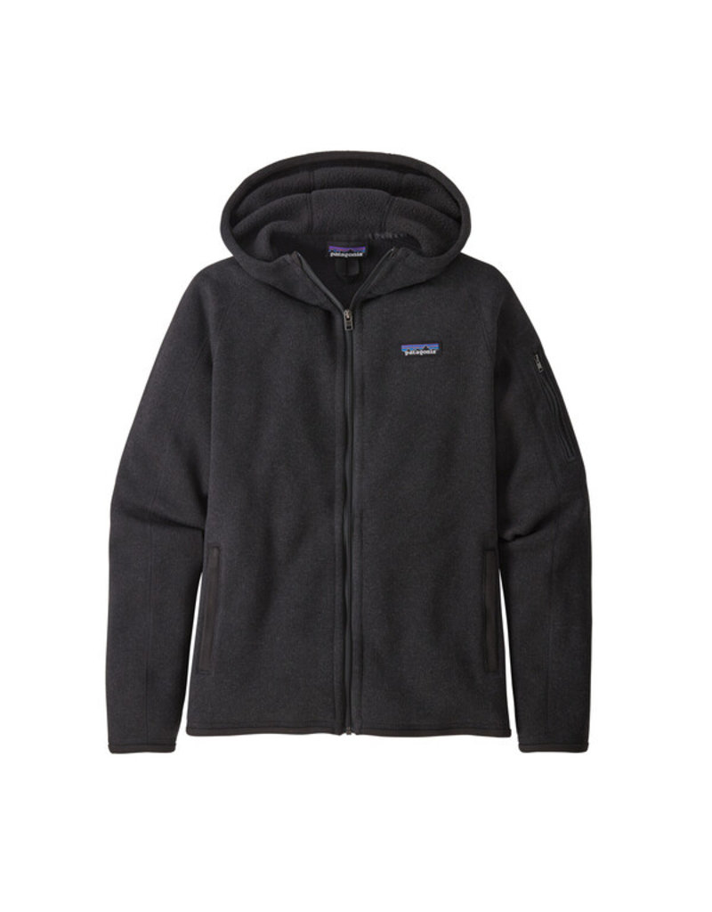 Patagonia W's better sweater hoody