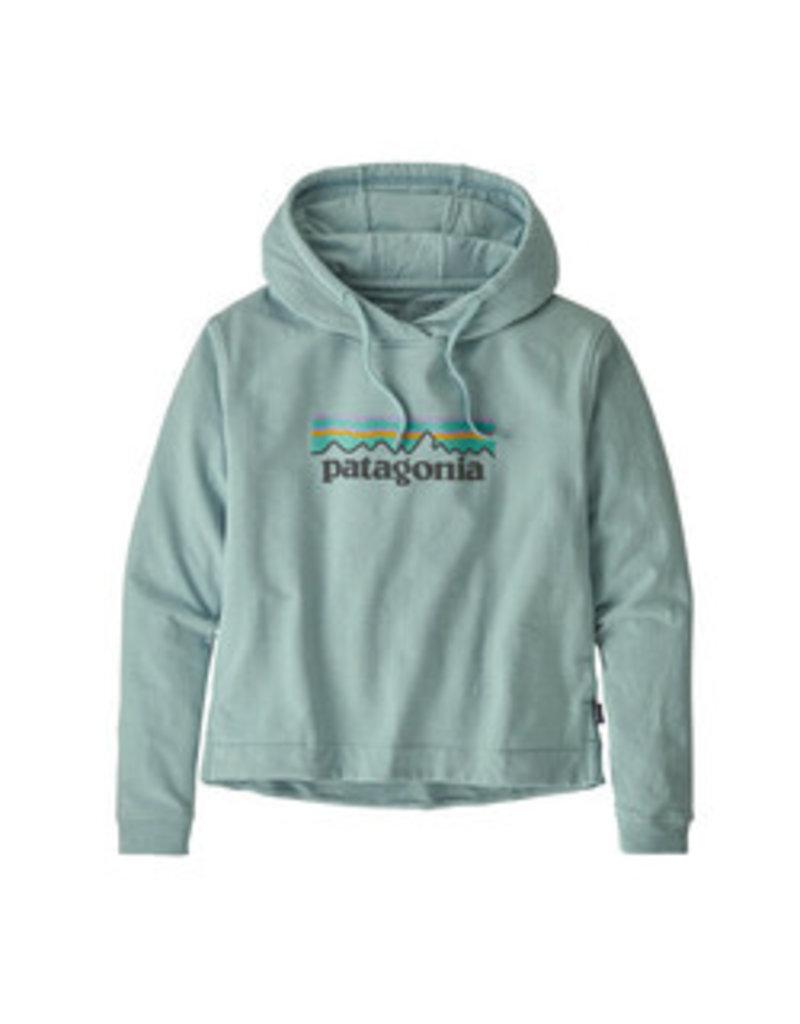 Patagonia W's pastel p-6 logo uprisal hoody