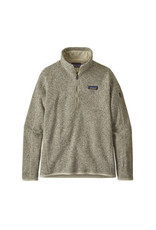 Patagonia W's better sweater 1/4