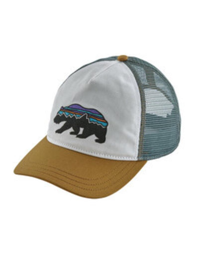 Patagonia W's fitz roy bear layback trucker