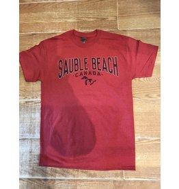 Sauble Beach Bottom Arch s/s tee