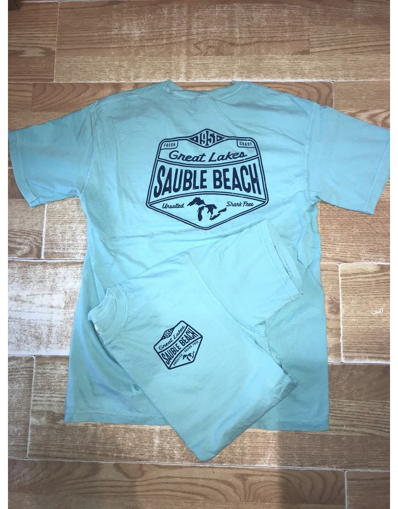 Sauble Beach SB Grooved tee