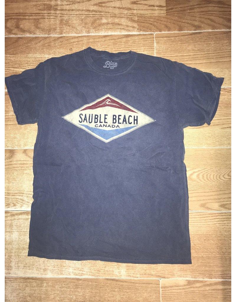 Sauble Beach Slick Valve ss tee