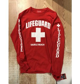 Lifeguard Long sleeve T SB