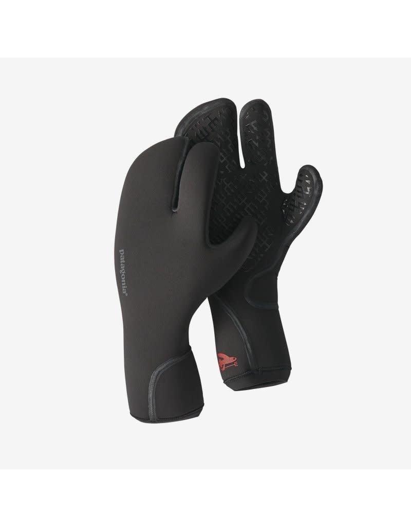 Patagonia R4 Yulex three finger mitts