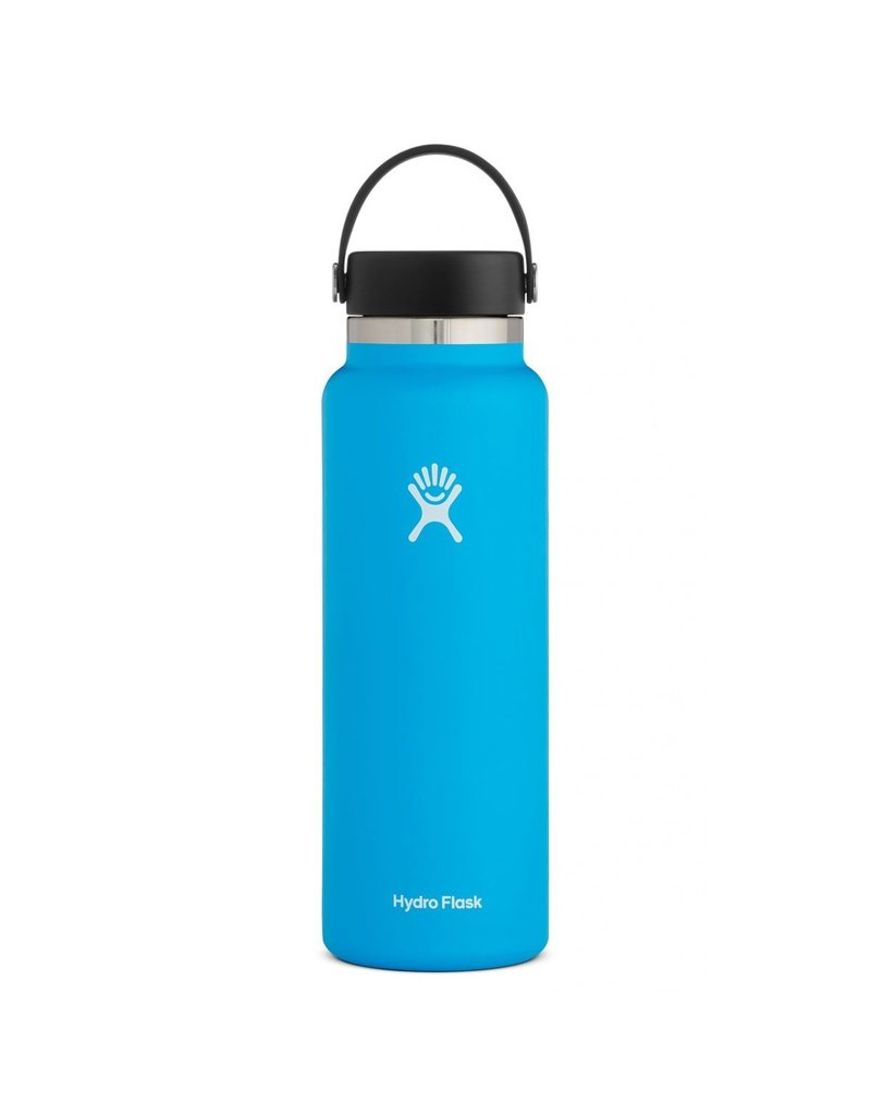 Hydro Flask 40oz wide mouth 2.0 flex cap