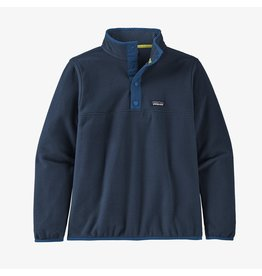 Patagonia Boys micro D snap t