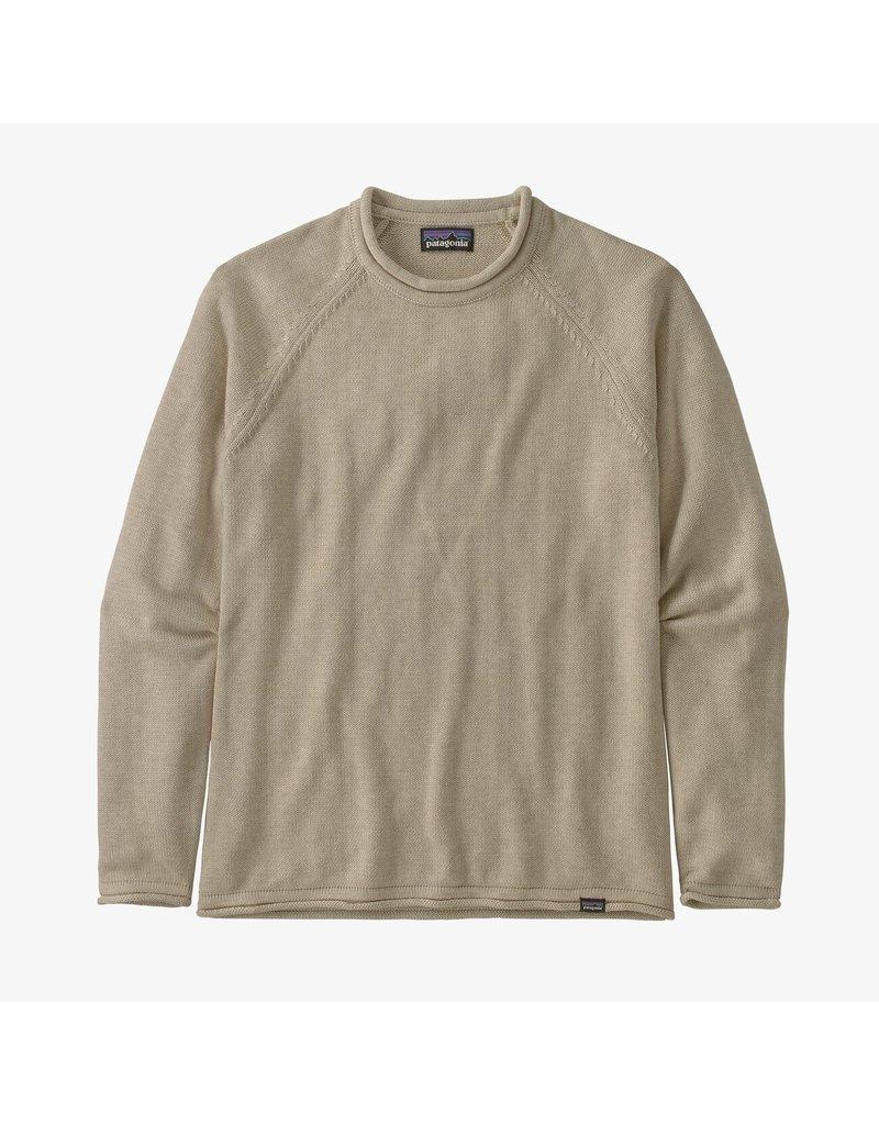 Patagonia M ponderosa pine roll neck sweater