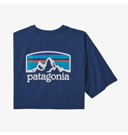 Patagonia M's fitz Roy horizons tee